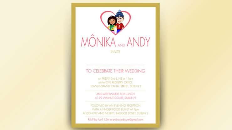 Monika & Andy