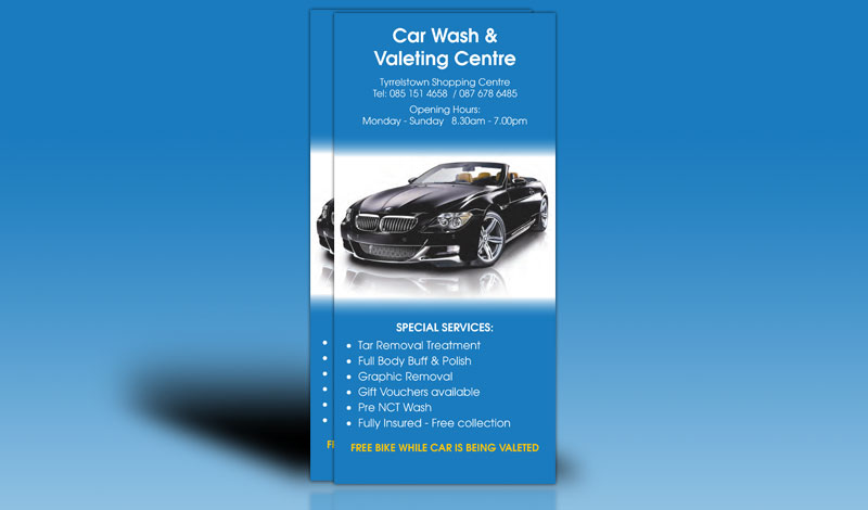 Tyrrelstown Car Wash